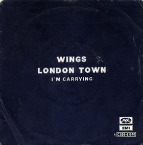 London_Town_I'm_Carrying_Belgium_cover