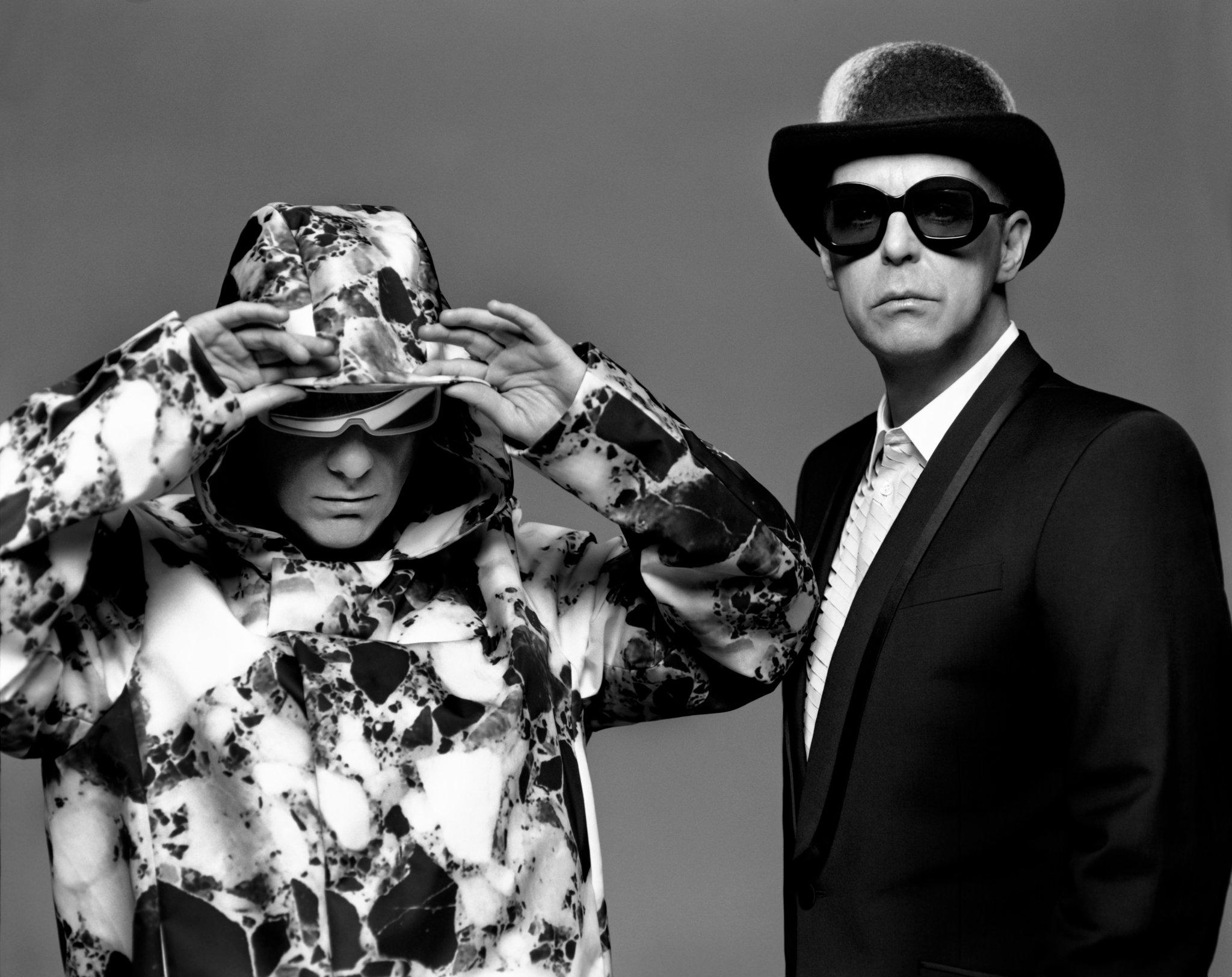 Pet Shop Boys Electric Tour