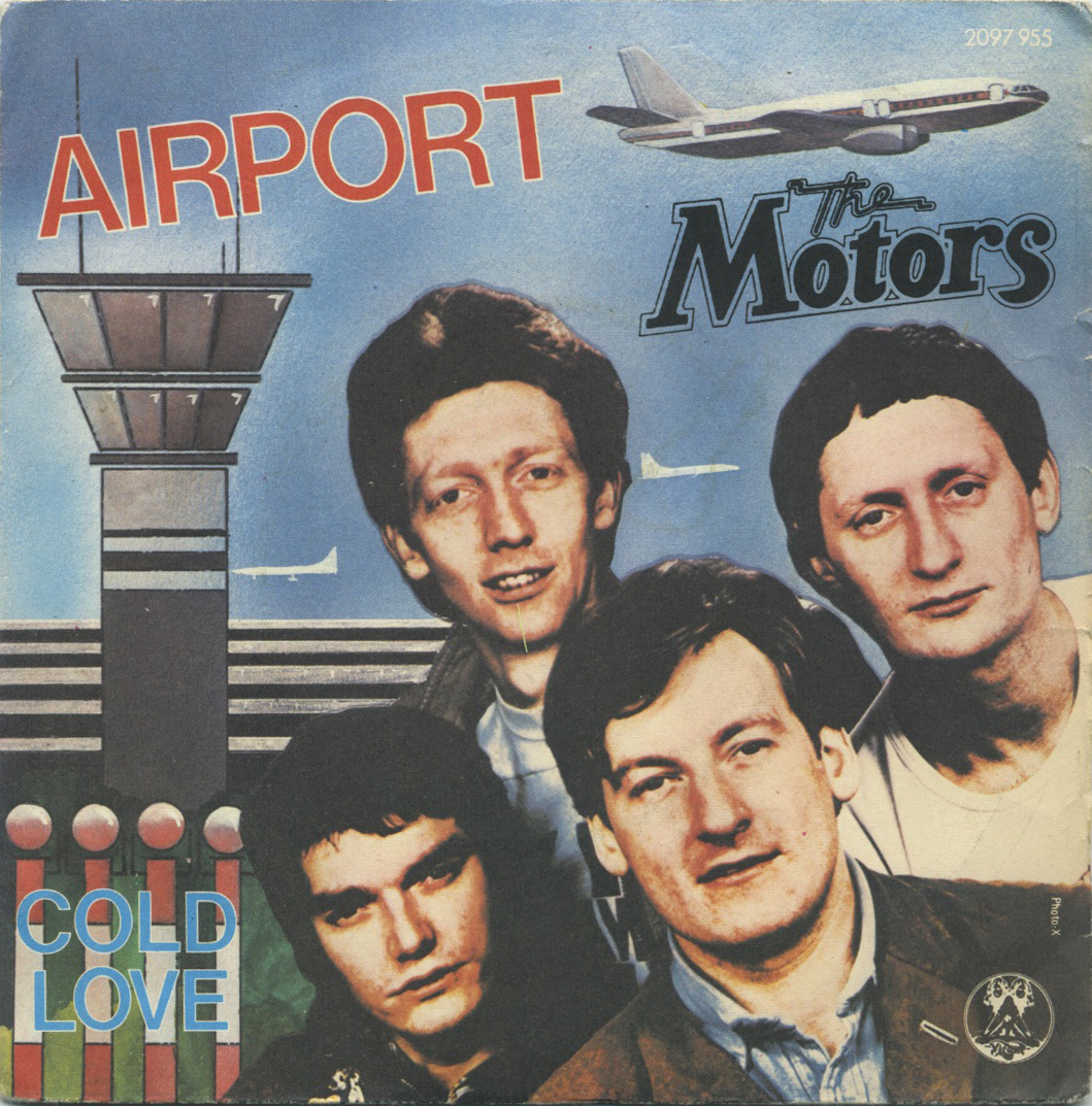 the motors airport 1978 new music united