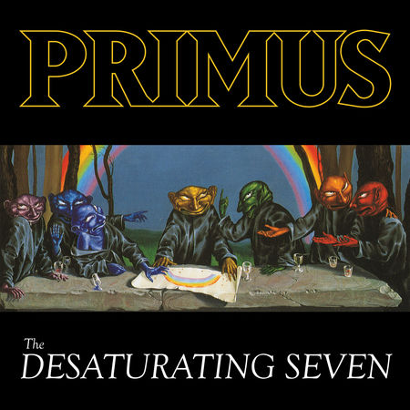 Primus – The Rainbow Goblins Chapter 1-7 (2017)