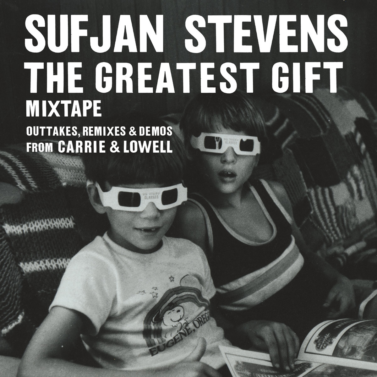 Sufjan Stevens – Wallowa Lake Monster (2017)