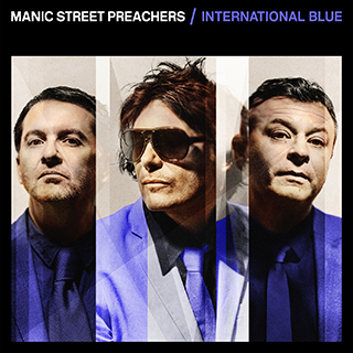 Manic Street Preachers – International Blue (2018)