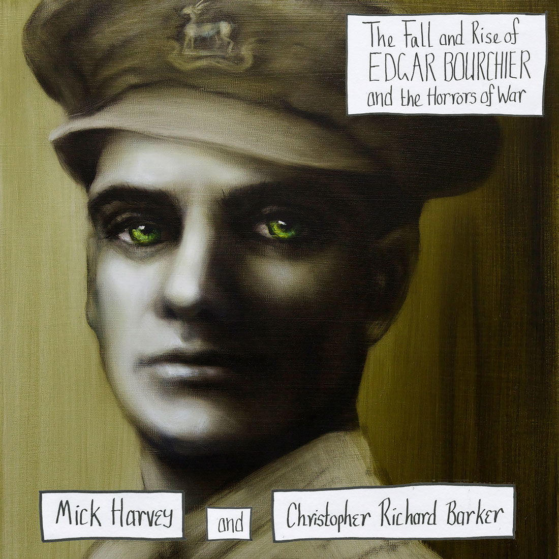Mick Harvey & Christopher Richard Barker – The Lost Bastard Son Of War
