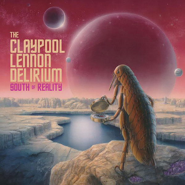 The Claypool Lennon Delirium – Blood And Rockets (Movement I, Saga Of Jack Parsons – Movement II, Too The Moon)