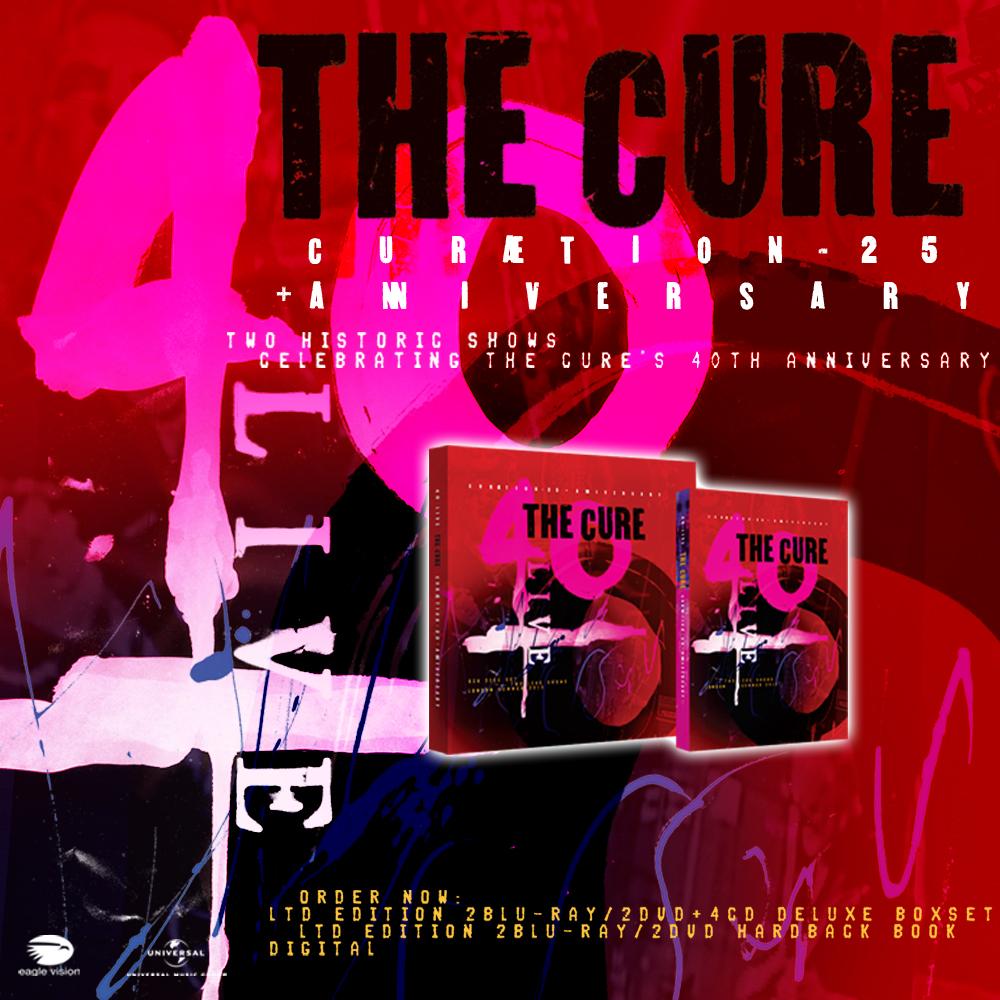 TheCure – Disintegration (#40Live)