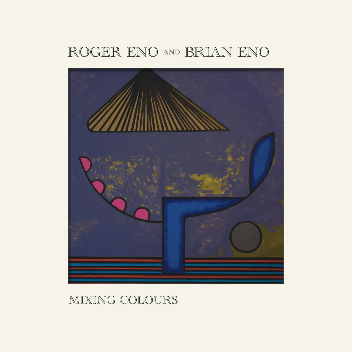 Roger Eno & Brian Eno – Blonde
