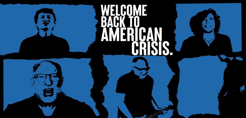 Bob Mould – American Crisis