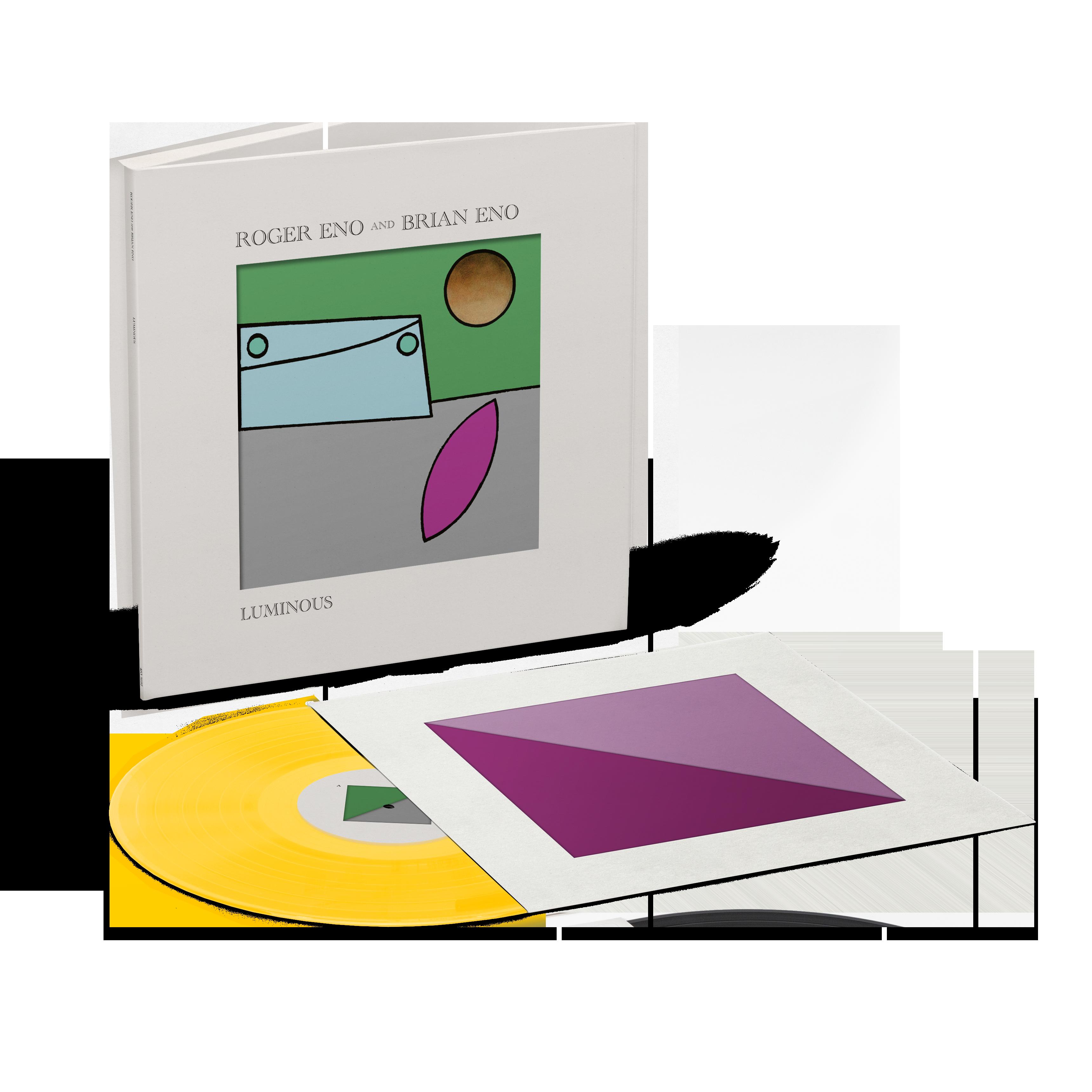 Roger & Brian Eno – Manganese