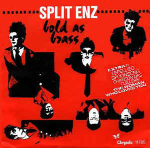 Split Enz – Bold As Brass