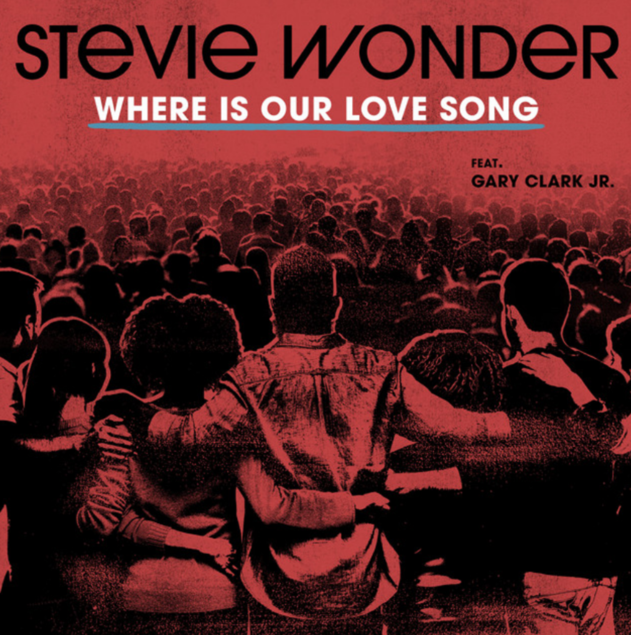 Stevie Wonder – Where Is Our Love Song/ Can't Put It In The Hands of Faith