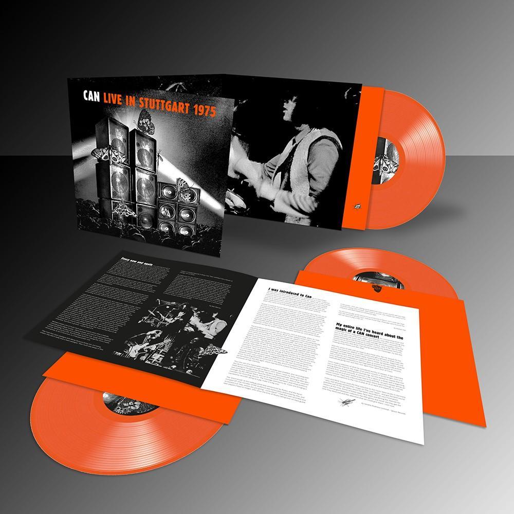 Can – Stuttgart 75 Eins [Edit] (Live in Stuttgart 1975)