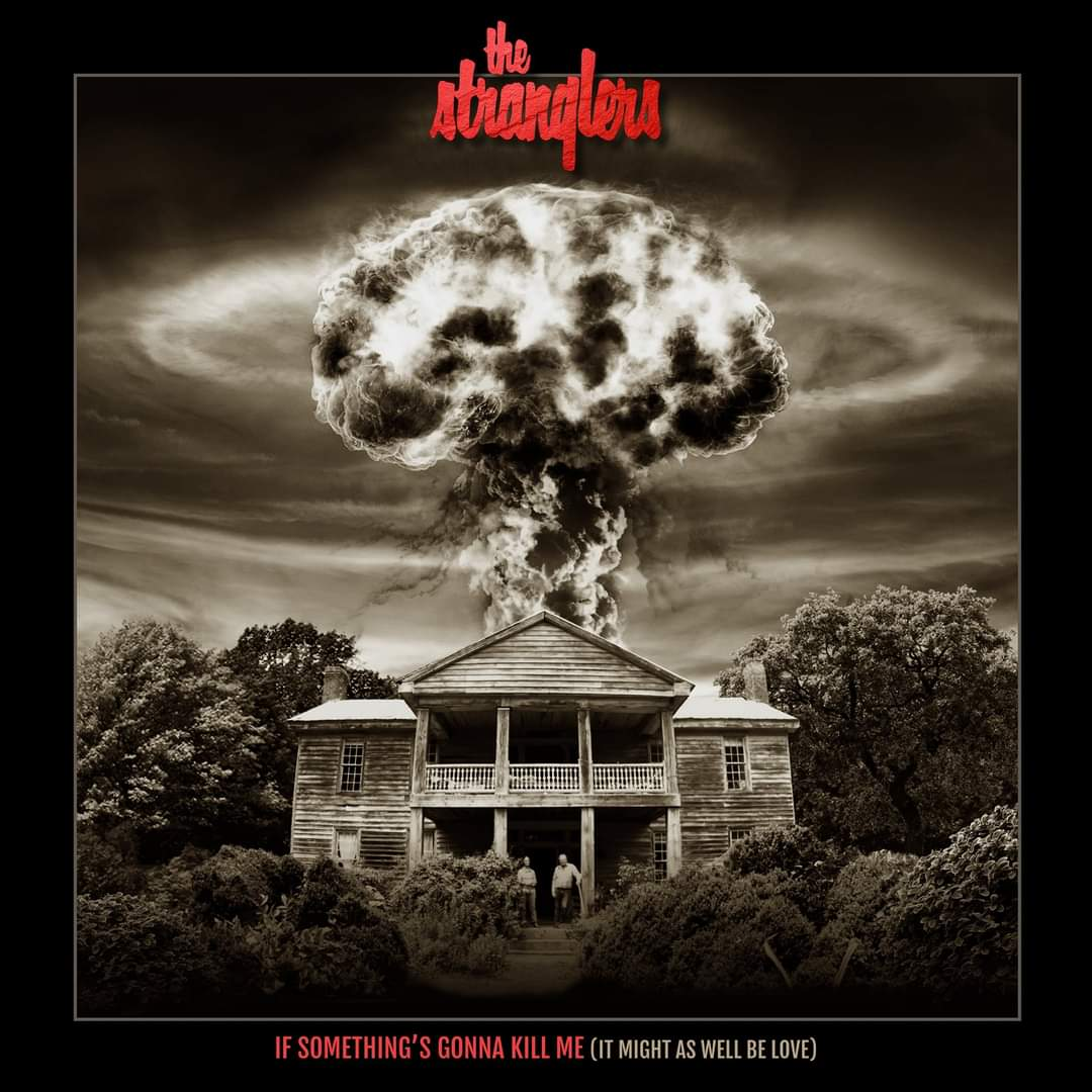 The Stranglers – If Something's Gonna Kill Me (It Might As Well Be Love)